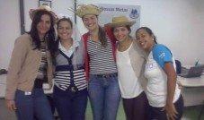 Aula Junina em Mucuri-Bahia