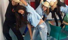 Atividade Julina na ginástica laboral