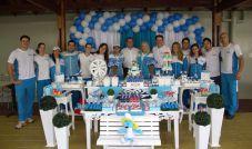 Ação Corporate Completa 10 anos de Clariant