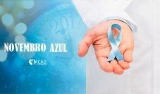Novembro azul: campanha alerta sobre importância da prevenção contra o câncer de próstata